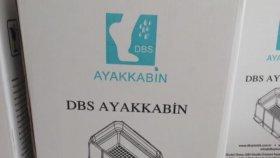 Dbs Ayakkabin Ayak Abdesti Ayak Yıkama Kolaylığı Kutu İçindekiler