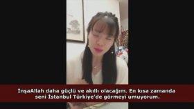 Adnan Oktar'ı Çok Seven Çinli Kedicik