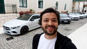 Yeni Mercedes A Serisi için Hırvatistan'a gittim ! Vlog#43