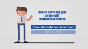 Electronic Invoice Processing at Information Outsource