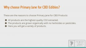 CBD Edibles - High - Quality and Natural CBD Products