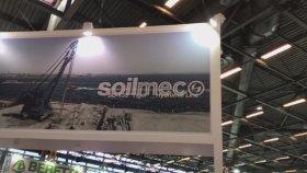 Intermat 2018 , Soilmec Stand , Paris / 24.04.2018 / Erke GroupIntermat 2018 Soilmec Stand Paris 24.04