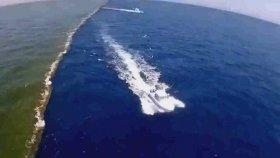 Dünye - Enın Yuwarlak Olmadığını Denizlere Bakarak Gör Yeryüzü Düzdür Rad İnke - Er Eden Ke - Efir Olur