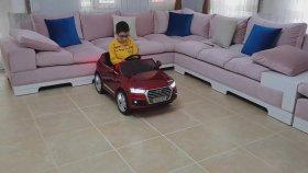 Salih Reyiz'in Yeni Arabası - Learn Colors With , Oyuncak Arabalar Ve Eğlenceli Çocuk Videosu