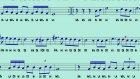 El Cordobes Seni Beklerim Öptüğüm Yerde Enstrümantal Solfej Keman Blok Flüt Notası