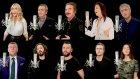 Ünlü İsimleri Bir Araya Getiren Afrin Türküsü'nün Klibi ( Milletin Duası )