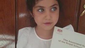 Abrsm Ecem 5 yaşında piyano