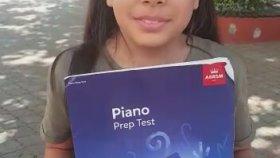 Duru Naz Piyano ABRSM Royal Akademi İngiltere Kraliyet Müzik Okulu Dünyanın En büyük Sınav Sistemi