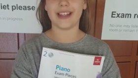 Elif Naz Piyano ABRSM Royal Akademi İngiltere Kraliyet Müzik Okulu Dünyanın En büyük Sınav Sistemi