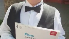 İda Piyano ABRSM Royal Akademi İngiltere Kraliyet Müzik Okulu Dünyanın En büyük Sınav Sistemi