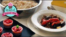 Kolay Patlıcan Oturtma + Cheesecake + Pilav Tarifi VLOG Akşam Menüsü | Ayşenur Altan Yemek Tarifleri