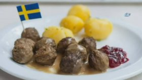 İsveç Köftesi İnegöl Köftesi Çıktı