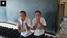 Muhteşem Beatbox Yapan Çocuklar