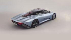 New McLaren Speedtail