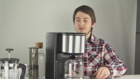 Makine ile Filtre Kahve Nasıl Yapılır ?