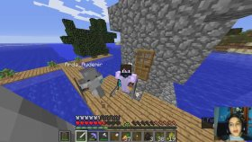 Kuzenlerle Minecraft Survival #12 - Kurdum Cayır Cayır Yandı