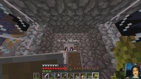 Kuzenlerle Minecraft Survival #9 - Tam Vazgeçerken Elmasları Bulduk