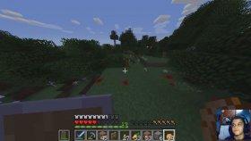 Kuzenlerle Minecraft Survival #15 - Ölmeme Challenge