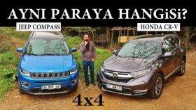 Honda CR - V v Jeep Compass | Aynı Paraya Hangisi ?