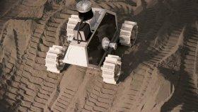 Ay'a Keşfe Gidecek İlginç Tasarımlı Araç