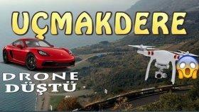 OD GEZİ : Uçmakdere , Drone düşürdük , Test Rotalarımız