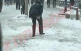Karda düşenler