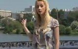 Rus Bayan Muhabirin Salaklığı