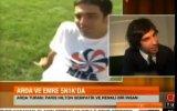 Arda Turan ve Emre Belözoğlu ile Cüneyt Özdemir 5N1K programında keyifli sohbet