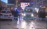 "İstiklal Caddesi""nde döner bıçaklı kavga"