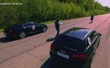 Körfez Tuning Bentley Continental Gt Vs Audi Rs6