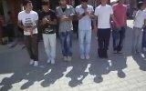 Gençler Kopuyor Harika Halay Oyun Havası