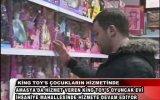 """King Toy""""s Amasya""""da çocukların hizmetinde"""