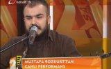 Mustafa Bozkurt - Zalım Felek Onu Çok Görme Bana ( Canlı )