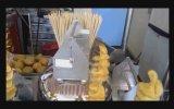 Çubukta Patates Chips Funny Patates Nasıl Kesilir 2
