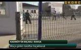 Fenerbahçe Bursaspor Maçı Öncesi Bıçaklı Büyük Kavga 10.03.2013