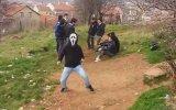 Harlem Shake Çığlık Maskesi Versiyonu