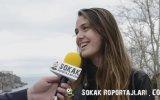 Sokak Röportajları - Sarışın mı , esmer mi ?