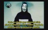 Olay Yaratan Anonymous Suriye Açıklaması