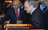 """Galatasaray ve Real Madrid Başkanları Yemek""""de Buluştu !"""