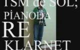 Müzik Dersi : Klarnet Clarine Nedir Nasıl Çalınır Parmak Ve Nota Yerleri Metodu Sol G Gırnata