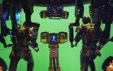 Pasifik Savaşı - Robot Seti Kamera Arkası