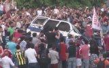 Polise linç girişimi