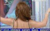 Pınar Eliçe Süper Kalça Dansı