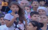 """Genç kızdan Nihat Hatipoğlu""""na Justin Bieber sorusu !"""