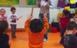 Ders : Orff Eğitimi Tavşan Çocuk Şarkısı ( Orff Aletleri Yaklaşımı Semineri )