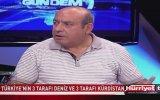 """BDP""""li Hasip Kaplan : Türkiye""""nin 3 Tarafı Kürdistan"""