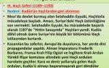 Ders : 1075 - 1308 Anadolu Selçuklu Beyliği Ve Devleti