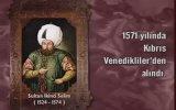 DERS : 1524 - 1574 Sultan İkinci Selim ( Sarı Selim ) Kimdir ?