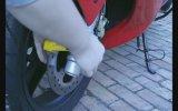 Motosiklet Disk Kilidi Nasıl Takılır ?