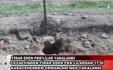 """Cezaevinden firar eden PKK""""lılar , Karacehennem Ormanları""""nda yakalandı"""